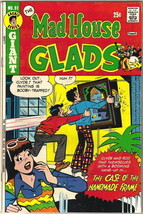 Mad House Glads Comic Book #91, Archie 1973 FINE - $6.89