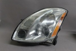 2004 2005 2006 Nissan Maxima Se Left Driver Side Xenon Hid Headlight Oem - $135.39
