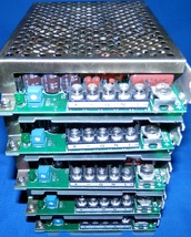 Lot Of 5 : Used Untested KEPCO FAK 15-3.4K POWER SUPPLY PC Board with Br... - $159.99