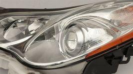 08-09 Infiniti EX35 Halogen HeadLight Lamp Driver Left LH image 4