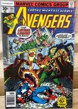 AVENGERS #164 (1977) Marvel Comics VG+ - $9.89