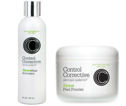 Control Corrective Zyme Peel Powder and Activator Duo