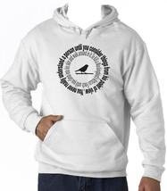 To Kill A Mockingbird - Harper Lee Really Understand - Cotton White Hoodie - $38.98