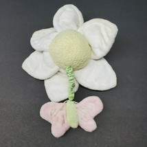 Pottery Barn Musical Flower Crib Plush baby Toy Butterfly  - $48.37
