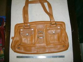 Tignanello Leather Satchel Handbag - $20.00