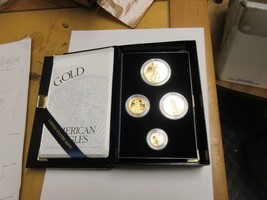 1997 American Eagle Gold Proof Set - $3,995.00