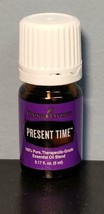 Young Living Present Time Pure Therapeutic Grade Essential Oil Blend 5 m... - $27.71
