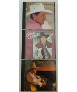 George Straight CD Bundle Country Music Titles SEE DESCRIPTION FOR TITLES - $21.49