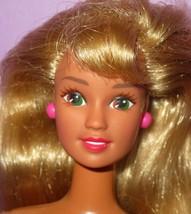 Barbie Camp Teresa 1993 Blonde Mattel Doll 11078 Pretty Friend Hispanic - $29.99