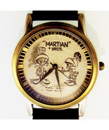 Marvin The Martian First Sketch Model Sheet, Fossil Watch, Unworn LTD X/... - $87.96