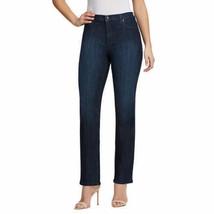 Gloria Vanderbilt Amanda Jeans Heritage Gamba Aderente Portland Lavare Nwt