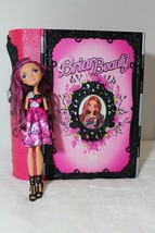 Ever After High Thronecoming Briar Beauty Diary Foldable Doll House & Doll  - $44.54