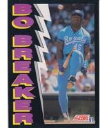 Bo Jackson 1991 Score Bo Breaker Card #773 - $0.99