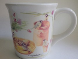 "Vintage Marjolein Bastin Mug ""Savor today..do as you please..delight in ... - $19.35"