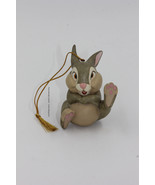 """Walt Disney Classic Collection """"Belly Laugh"""" Thumper ornament. Bambi series - $25.00"""