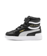 Puma Toddlers' Ralph Sampson Mid Shoes (TD) NEW AUTHENTIC Black/White 370929 01 - $59.99