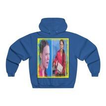 Men's NUBLEND® Hooded Sweatshirt - Fruit Of The Loom - Global Warming/Climate ch - $29.00