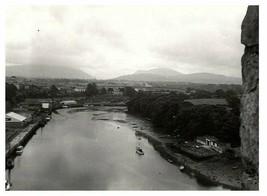 Lot 2 Caernarvon Castle North Wales Vintage Black & White Photos - $17.42