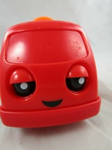 """Fisher Price Red Car Press Rattle Racer 4"""" 2018  FNV39  - $4.95"""