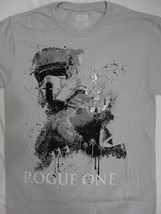 Star Wars Rogue One Movie Dripping Trooper T-Shirt - $12.00