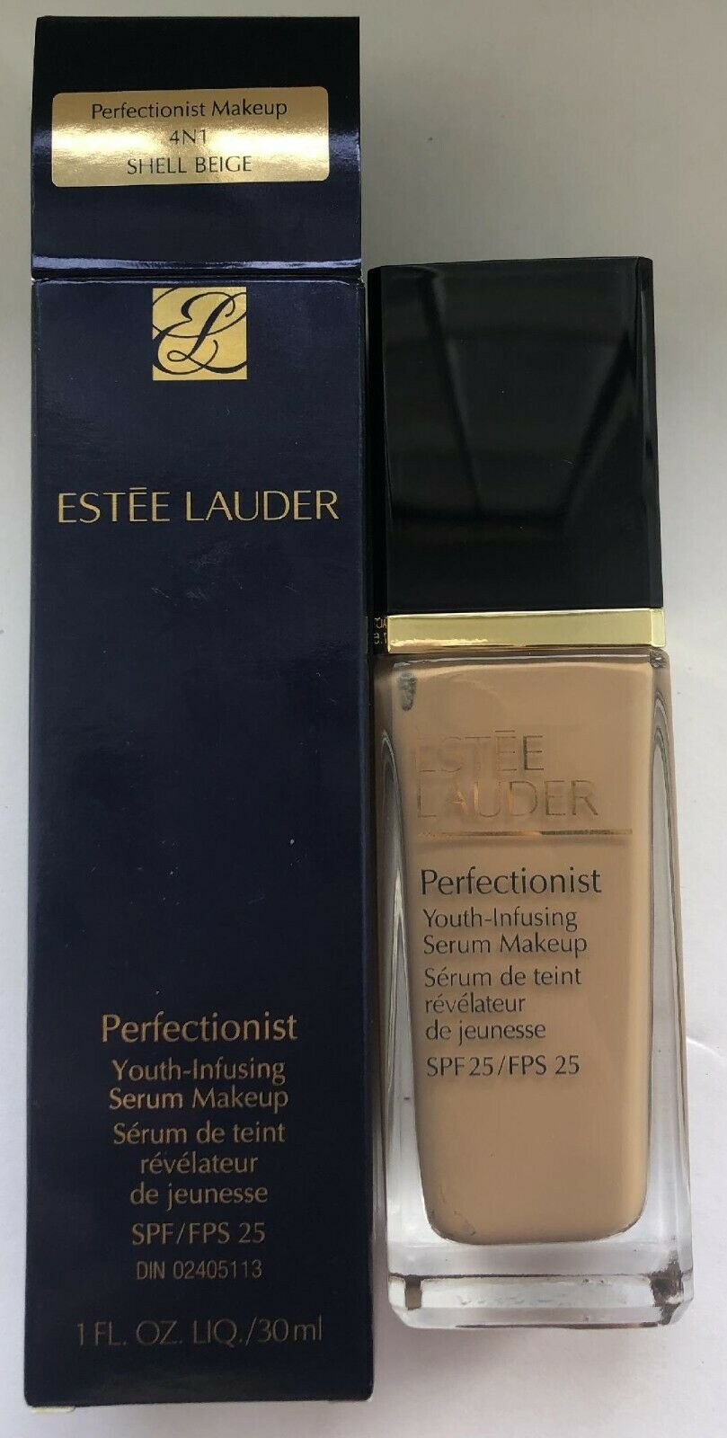 Primary image for Estée Lauder Perfectionist Youth-Infusing SERUM Makeup SPF25 CHOOSE SHADE NIB