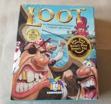 Loot Card Game by Gamewright Plundering Pirate Card Game - $9.49