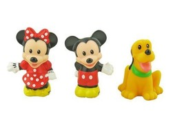 Fisher-Price Magic of Disney Mickey and Minnie's House Playset by Littl... - $44.99