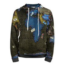World of Jeans Stylish Hoodie for Men - $49.95