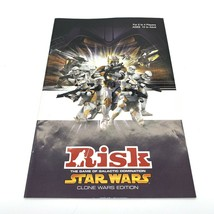 Risk Star Wars Clone Edition Replacement Instruction Manual - $8.91