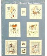"Cross Stitch Patterns ~ Alma Lynne Presents ALX -21 ~ ""The Potties in Pa... - $4.95"