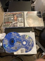 Resident Evil -- CODE: Veronica (Sega Dreamcast, 2000) Complete But See Photos - $23.36