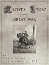 An Artist's Story of the Great War [Paperback] Forbes, Edwin