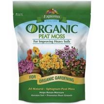 Espoma PTM8 8-Quart Organic Peat Moss - $22.72