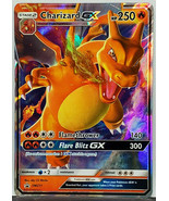 HOT CHARIZARD!  CHARIZARD GX SM211 FULL ART ULTRA RARE HOLO POKEMON SUN/... - $399.95