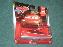 Disney Pixar Cars Andrea Lost & Found series. Brand New. 3/8. - $7.42