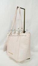 NWT! Dooney & Bourke Caldwell Maxine Tote in Metal Blush. Snake Embossed Leather - $249.00