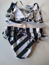 Tavik Cabana Triangle Full Bikini Set Size X Small image 2