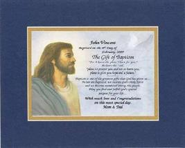 Personalized Touching and Heartfelt Poem for Baptism - The Gift of Baptism Poem  - $22.72