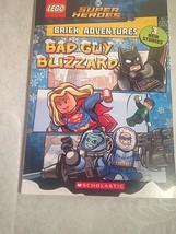 LEGO DC Super Heroes Brick Adventures: Bad Guy Blizzard by Liz Marsham P... - $5.01