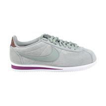 Nike Classic Cortez Premium Women's Shoe Mica Green-Bordeaux AR5696-300 - $84.95