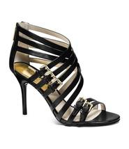 MICHAEL Michael Kors Ava Leather Multi Strap Buckled Sandal Women Sizes 6-10 Ne - $109.95
