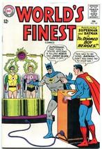 Worlds Finest #147 1965-DC COMICS-BATMAN-SUPERMAN-ROBIN VG/FN - $31.53