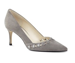 Womens Grey Nine West Marista Pump Size 6M - €39,16 EUR