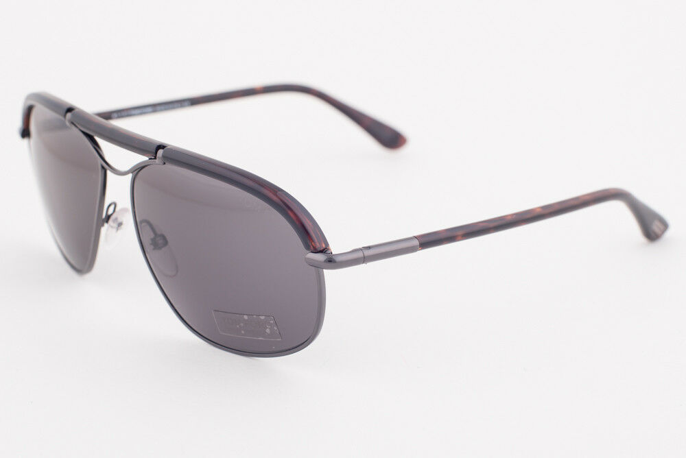 Tom Ford Russell Havana / Gray Sunglasses TF234 13A
