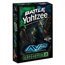 Battle Yahtzee Alien vs Predator Board Game New - $29.99