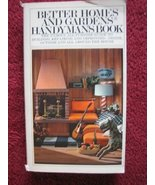 Handyman's Book, Better Homes and Gardens Better Homes and Gardens - $3.80