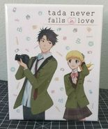 Tada Never Falls in Love Blu Ray Limited Collector Edition set - $39.99