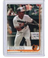 2019 Topps Series 1 Rookie #318 Cedric Mullins - $1.25