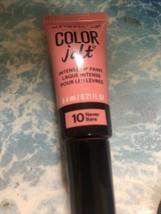 Maybelline Lip Studio Color Jolt Intense Lip Paint, Never Bare, 0.21 Fl Oz - $2.28
