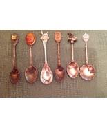 6 Colorado Collector Spoons - $17.82
